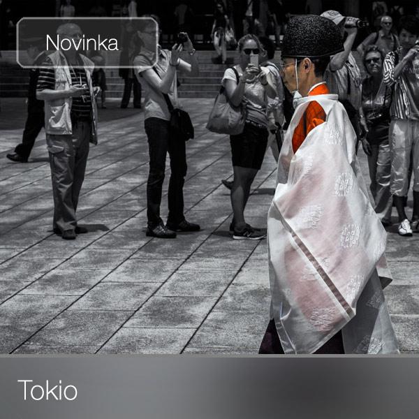 Průvodce Tokio