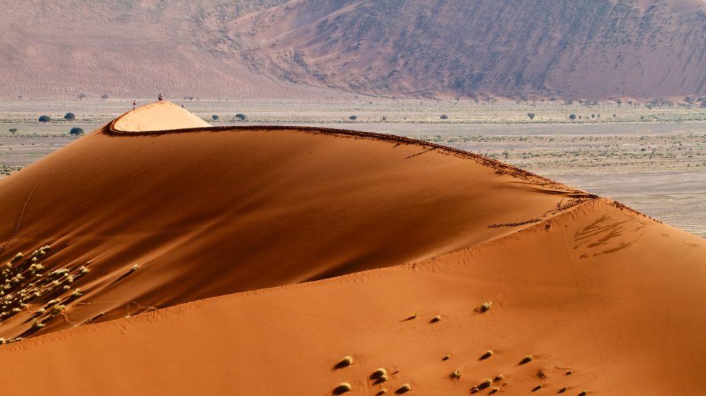 Namibské duny