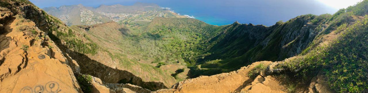 Koko crater, Oahu